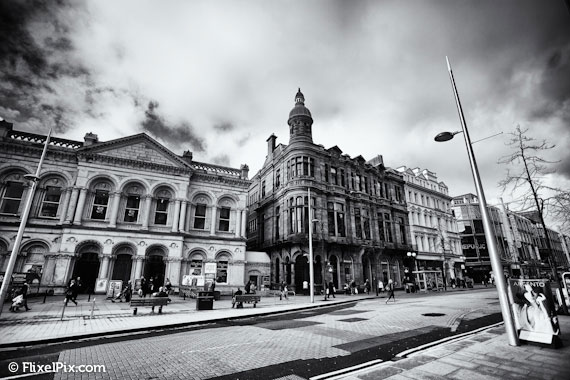 Dramatic Belfast