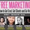 Kickstart Your Photo Business With Free Marketing (Workshop)