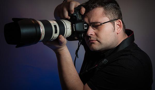 Photo Profile: Brett McNally