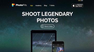 PhotoPills 2.0 – Now iPhone & iPad, Soon Android